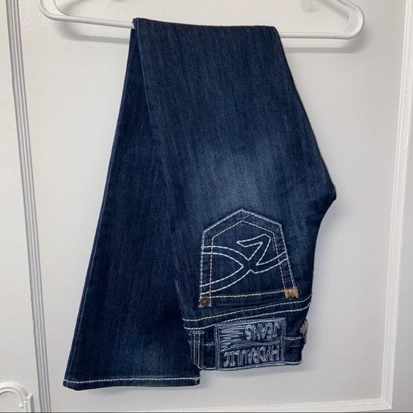 Hydraulic Denim - Hydraulic Bailey Slim Boot Cut Jeans